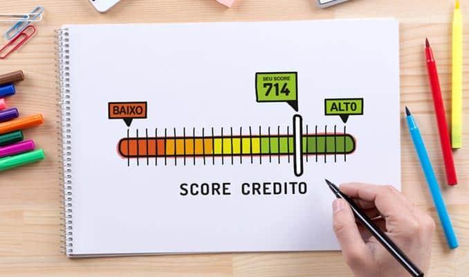 instrutor financeiro score de credito
