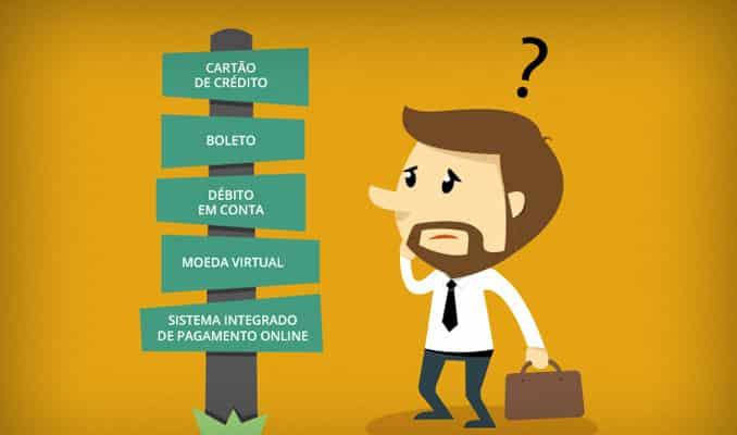 instrutor financeiro formas de pagamento