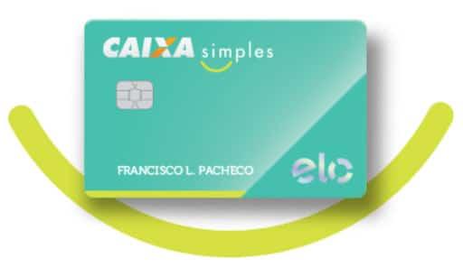 instrutor financeiro cartão de crédito - cartão caixa simples