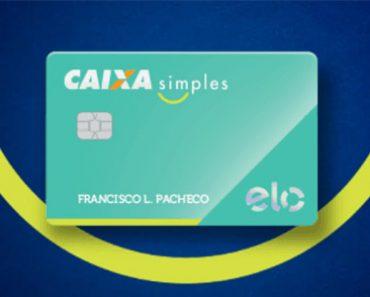 instrutor financeiro cartão caixa simples
