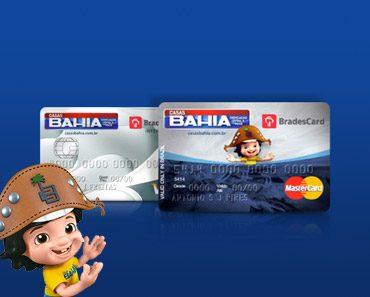 instrutor financeiro cartão de credito casas bahia