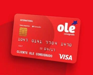 instrutor financeiro cartão de credito olé consignado-para-negativados