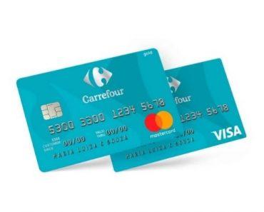 como solicitar cartão de crédito carrefour