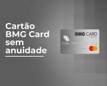 instrutor financeiro cartão de credito bmg